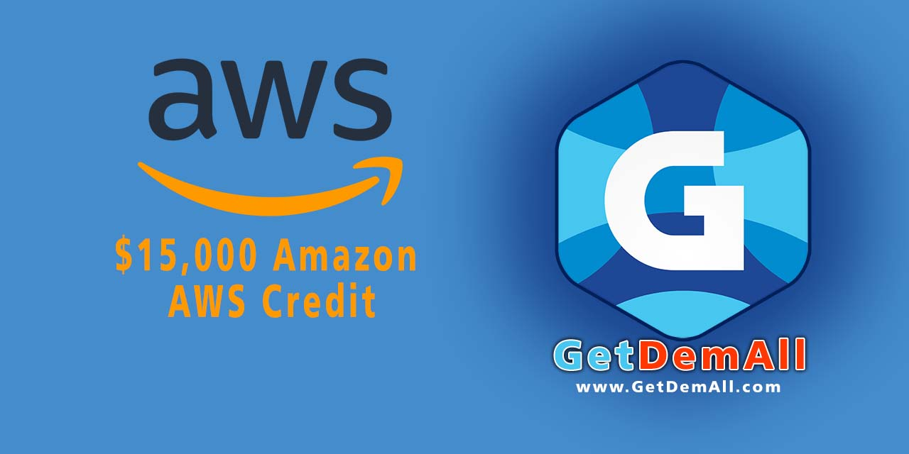 AWS $15000 Credit Account