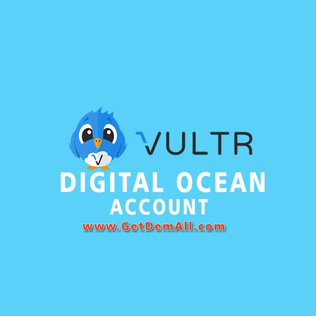 Products-Vultr-Account